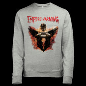 Empire Crest,  Heather (fleck) Sweatshirt