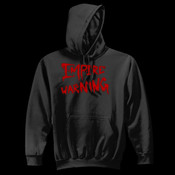 Empire Warning, Written AWD | Hooded Sweat