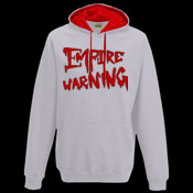 Empire Warning, Written Varsity hoodie