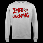 Empire Warning, Written sweater